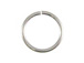 18 Gauge 9mm Round Sterling Silver Open Jump Ring