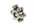 72 - 8mm Spoke Bead  Nickel Plated