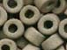 Khaki Tan - 6x4mm Greek Ceramic Beads