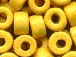 Yellow - 6x4mm Greek Ceramic Beads