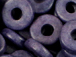 Purple - 8x2.5mm Greek Ceramic Washer