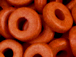 Orange - 8x2.5mm Greek Ceramic Washer