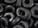 Black- Greek Ceramic Washers