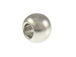 100 - 7mm Ball Bead  Nickel Plated