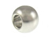 1000 - 9mm Ball Bead  Nickel Plated