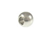 1000 - 5mm Ball Bead  Nickel Plated