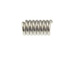 1000 - Stopper Spring for 2mm Cord  Nickel Plated