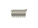 100 - Stopper Spring for 2.5mm Cord  Nickel Plated (100 pc Pack)