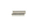 1000 - Stopper Spring for 1mm Cord  Nickel Plated