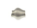 1000 - 5.5mm Coiled Bead  Nickel Plated