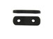 2-Strand Black Bone Spacer Bar