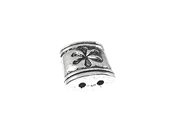 Strand Pewter Spacer Bead