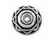 20 - TierraCast Pewter BEAD CAP Celtic Antique Silver Plated