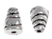 5.5mm Cone Spacer Pewter Bead