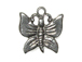 Pewter Butterfly Charm