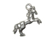 Pewter Horse Charm