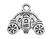 Carriage Pewter Pendant