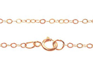 Cable Chain - Rose Gold Filled Necklaces
