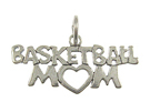 Sports Mom - Sterling Silver Charms
