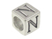 7mm Sterling Silver Greek Nu