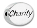 CHARITY Sterling Silver Oval Message Bead