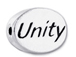 UNITY Sterling Silver Oval Message Bead