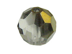 8mm Crystal Dorado Swarovski Rounds Factory Pack
