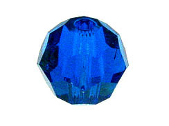 Capri Blue  - Swarovski 5000 6mm Round Faceted Beads Factory Pack
