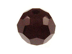 Garnet - Swarovski 5000 5mm Round Faceted Beads Factory Pack