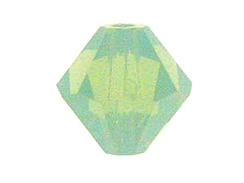 3mm Pacific Opal - Swarovski 5301/5328 Bicone Beads Factory Pack of 1440