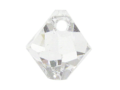 Crystal - 10mm Swarovski Top Drilled Bicones Factory Pack
