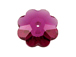 Fuchsia - 10mm Swarovski Margarita Beads