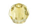 Crystal Golden Shadow - Swarovski 5000 3mm Round Faceted Beads Factory Pack
