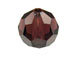 Burgundy  - Swarovski 5000 6mm Round Faceted Beads Factory Pack
