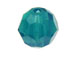 Caribbean Blue Opal - Swarovski 5000 3mm Round Faceted Beads Factory Pack