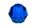 Capri Blue - Swarovski 5000 3mm Round Faceted Beads Factory Pack