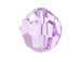 Violet - Swarovski 5000 3mm Round Faceted Beads Factory Pack