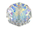Crystal: 18mm Large Hole Crystal Rondelle - Swarovski Factory Pack