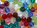 288 Swarovski Faceted 6mm Round Birthstone Beads Set of 288 Beads (24 sets)