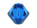 3mm Capri Blue - Swarovski 5301/5328 Bicone Beads Factory Pack of 1440