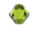3mm Olivine - Swarovski 5301/5328 Bicone Beads Factory Pack of 1440