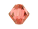 3mm Padparadscha - Swarovski 5301/5328 Bicone Beads Factory Pack of 1440