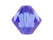 3mm Sapphire - Swarovski 5301/5328 Bicone Beads Factory Pack of 1440