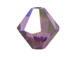 18 Amethyst AB - 8mm Swarovski Faceted Bicone Beads
