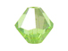 18 Peridot AB - 8mm Swarovski Faceted Bicone Beads