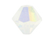 3mm White Opal AB - Swarovski 5301/5328 Bicone Beads Factory Pack of 1440