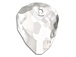 Swarovski 6190 Rock Pendant - 23mm - Crystal Clear