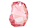 Swarovski 6191 Divine Rock Pendant - 19mm - Light Rose