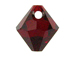 Siam - 6mm Swarovski 6301 Top Drilled Bicones Factory Pack of 360