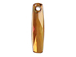 Crystal Copper - 20mm Swarovski  Column Pendant